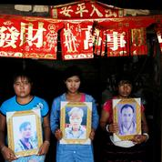 L'armée birmane condamne sept soldats pour meurtre