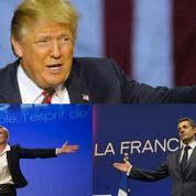 Nicolas Sarkozy - Marine Le Pen: qui est le Donald Trump français?