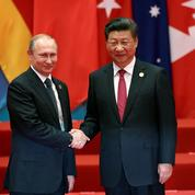 Poutine impressionne l'Occident mais pas la Chine