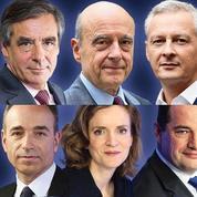 Primaire à droite : les candidats sur la ligne de départ