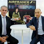 Air France confronté à un trou d'air dans ses réservations