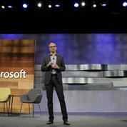 Microsoft gâte ses actionnaires avec un gros chèque