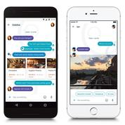 Google lance une application de messagerie intelligente