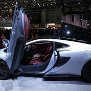 Apple négocierait le rachat du fabricant automobile McLaren