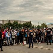 La délicate répartition des migrants dans les régions