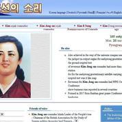La liste des 28 sites Web de Corée du Nord dévoilée par erreur