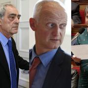 Législatives: ces députés PS qui jettent l'éponge