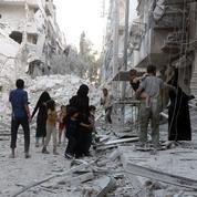 Le régime et la Russie s'acharnent sur les quartiers rebelles d'Alep