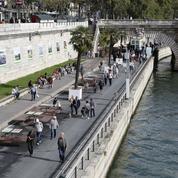Le Conseil de Paris approuve la piétonisation des berges de Seine rive droite