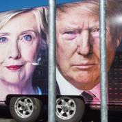 Clinton - Trump : une campagne d'attaques personnelles et de coups bas