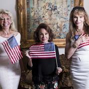 À Hollywood, les Trumpettes en campagne pour «le Donald»