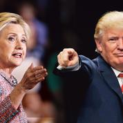 Clinton-Trump: l'heure du grand duel