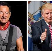 Pour Bruce Springsteen, Donald Trump est un «abruti» qui fait «honte» aux États-Unis