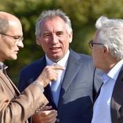 Bayrou croit au retour du «grand centre»