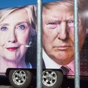 Clinton-Trump: le face-à-face de deux Amérique