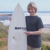 En Australie, un dauphin percute un surfeur
