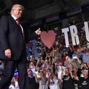 La fulgurante ascension du candidat Donald Trump