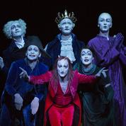 Christopher Nell mène le bal du Faust de Robert Wilson