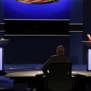 Débat Trump-Clinton: 90 minutes de passes d'armes entre les deux rivaux