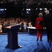 Débat présidentiel : Hillary Clinton remporte la première manche