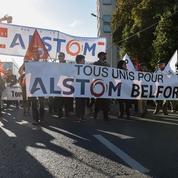 Le PDG d'Alstom ne voit «pas d'issue» pour le site de Belfort