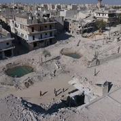 Sous les bombes, l'agonie d'Alep
