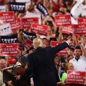 Moi, journaliste expérimenté américain, j'ai raté le «TGV Trump»