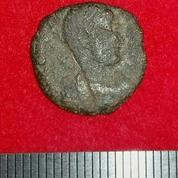 Des monnaies datant de l'Empire romain découvertes au japon