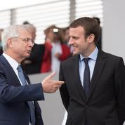 Bartolone invite Macron à participer à la primaire à gauche