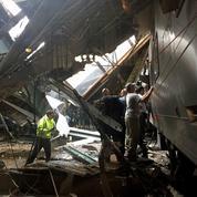 Un mort et une centaine de blessés dans un accident de train près de New York