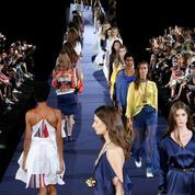 En pleine Fashion Week, les mannequins sont mis à l'amende