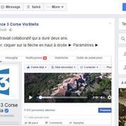 «Cummentu», «Mi piace» et «fa mottu» : Facebook parle maintenant le corse