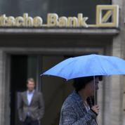 Deutsche Bank ne sera pas le Lehman Brothers de l'Europe