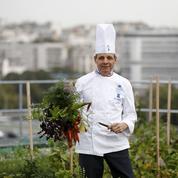 À Paris, les grands chefs jardinent en ville