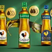 L'huile d'olive Gallo s'invite à la table des Français