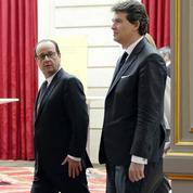 Primaire à gauche : un sondage donne Hollande battu par Montebourg