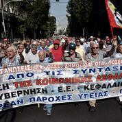 Un nouveau budget d'austérité provoque la colère des Grecs