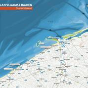 Face au réchauffement climatique, la Belgique veut construire une île