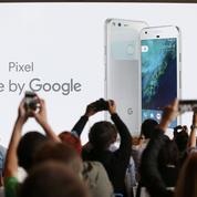 Google présente Pixel, son téléphone fait maison