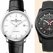 Horlogerie: la précision suisse en héritage