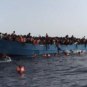Plus de 10.000 migrants secourus en 48 heures en Méditerranée