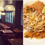 Kapunka, cuisine thaï Passage des Panoramas