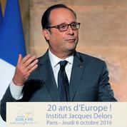Hollande veut résoudre la «crise de sens» que traverse l'Europe