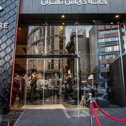 Le premier DS Store a ouvert à Téhéran