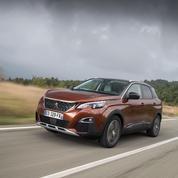 Peugeot 3008 : le banc d'essai