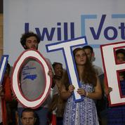 Immersion avec une militante pro-Clinton en Caroline du Nord
