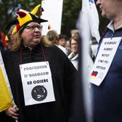 L'enseignement de l'allemand recule de 8%