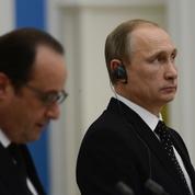 Le sort d'Alep menace la visite de Poutine à Paris
