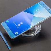 La crise du Galaxy Note7 abîme l'image de marque de Samsung