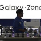 Samsung annonce l'arrêt de la production du Galaxy Note 7